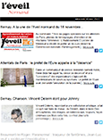 Newsletter L'Eveil Normand